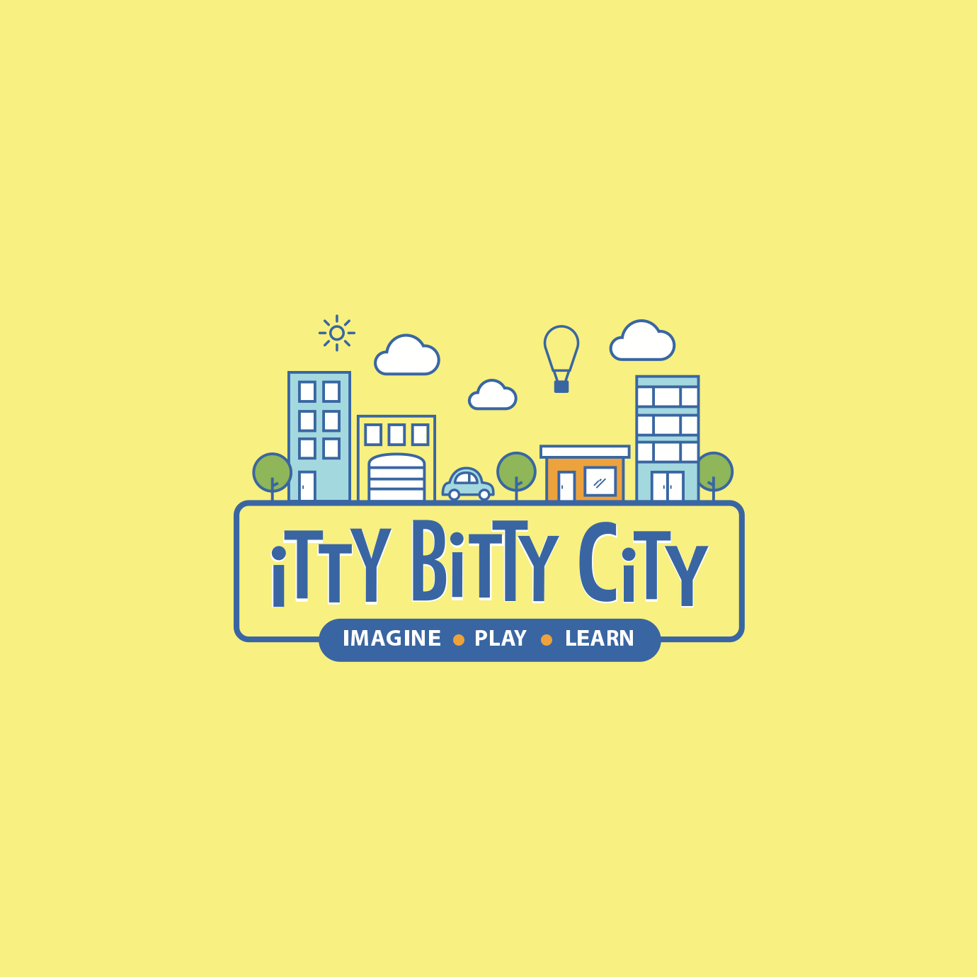 Itty Bitty City
