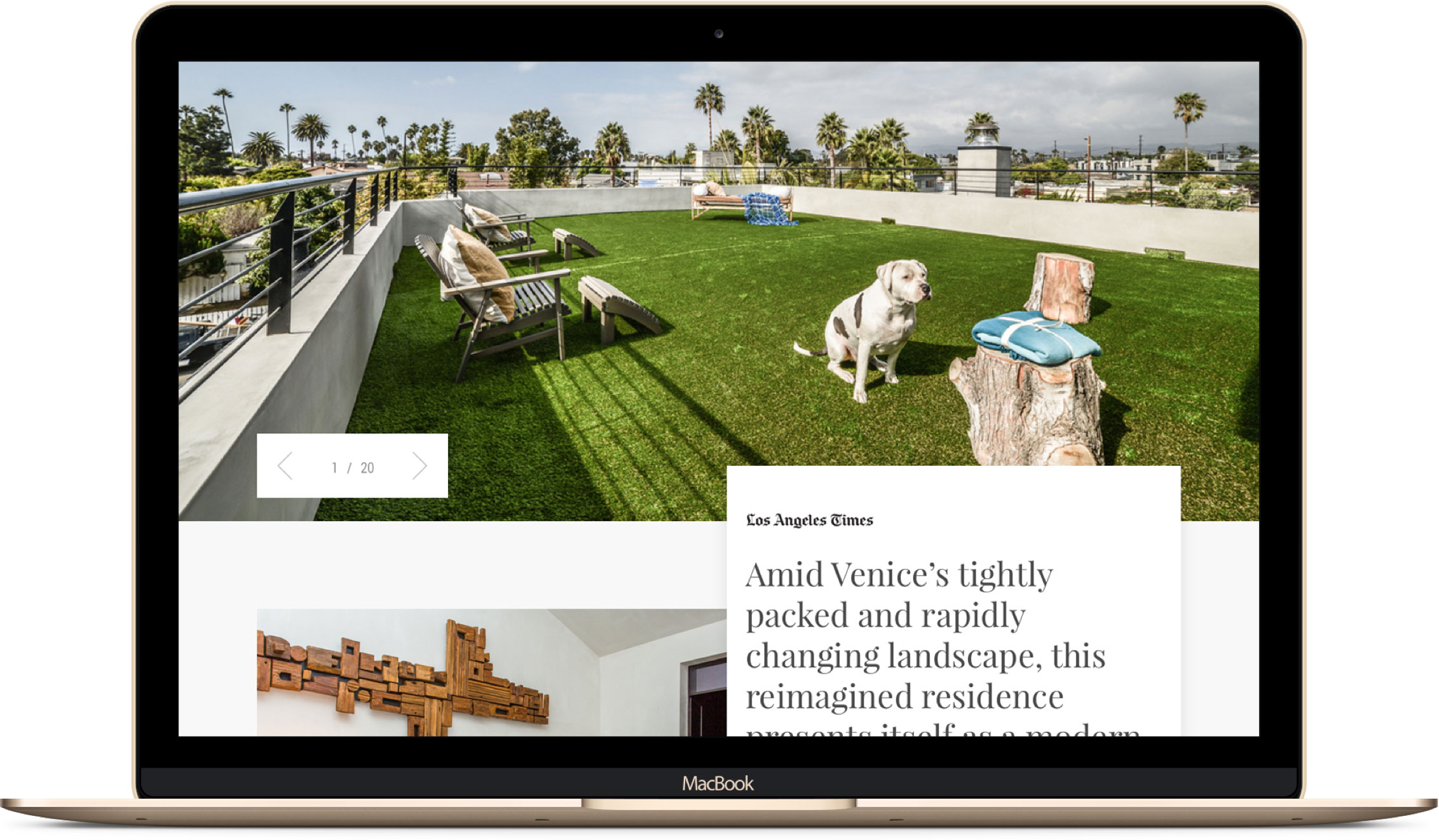 Website design, Kim Gorgon Designs